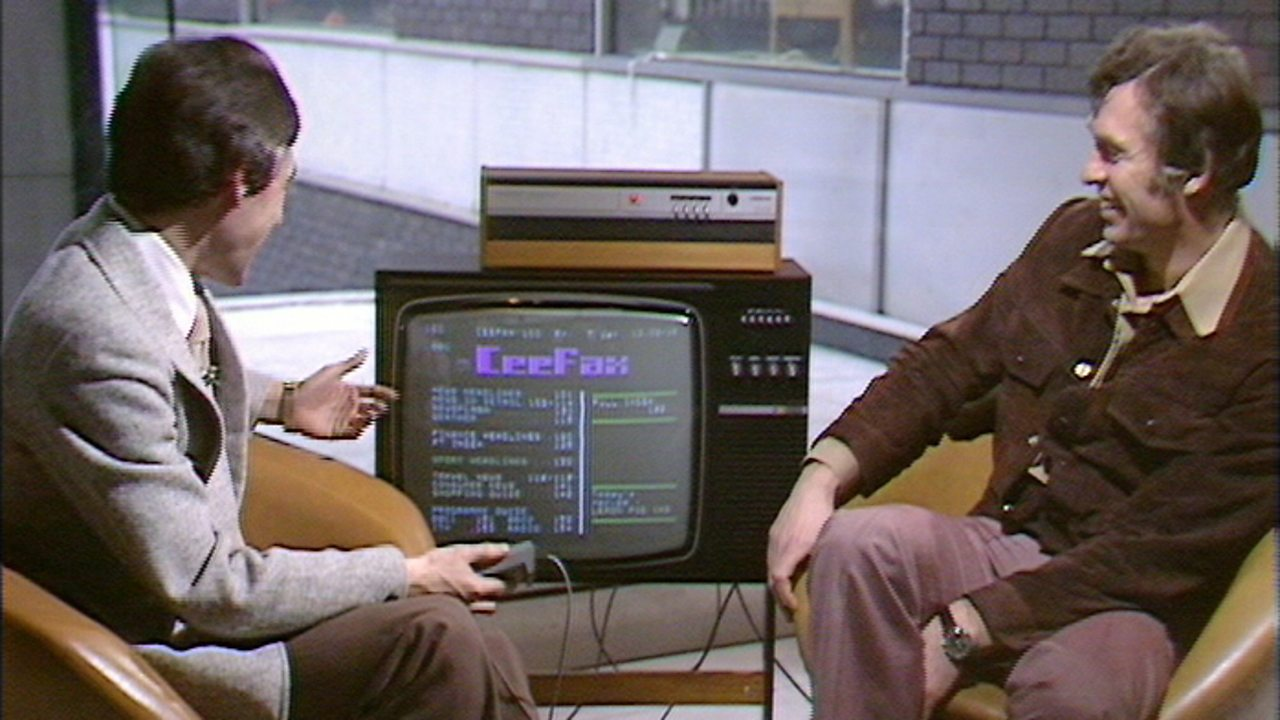 Ceefax hits TV screens, 1977