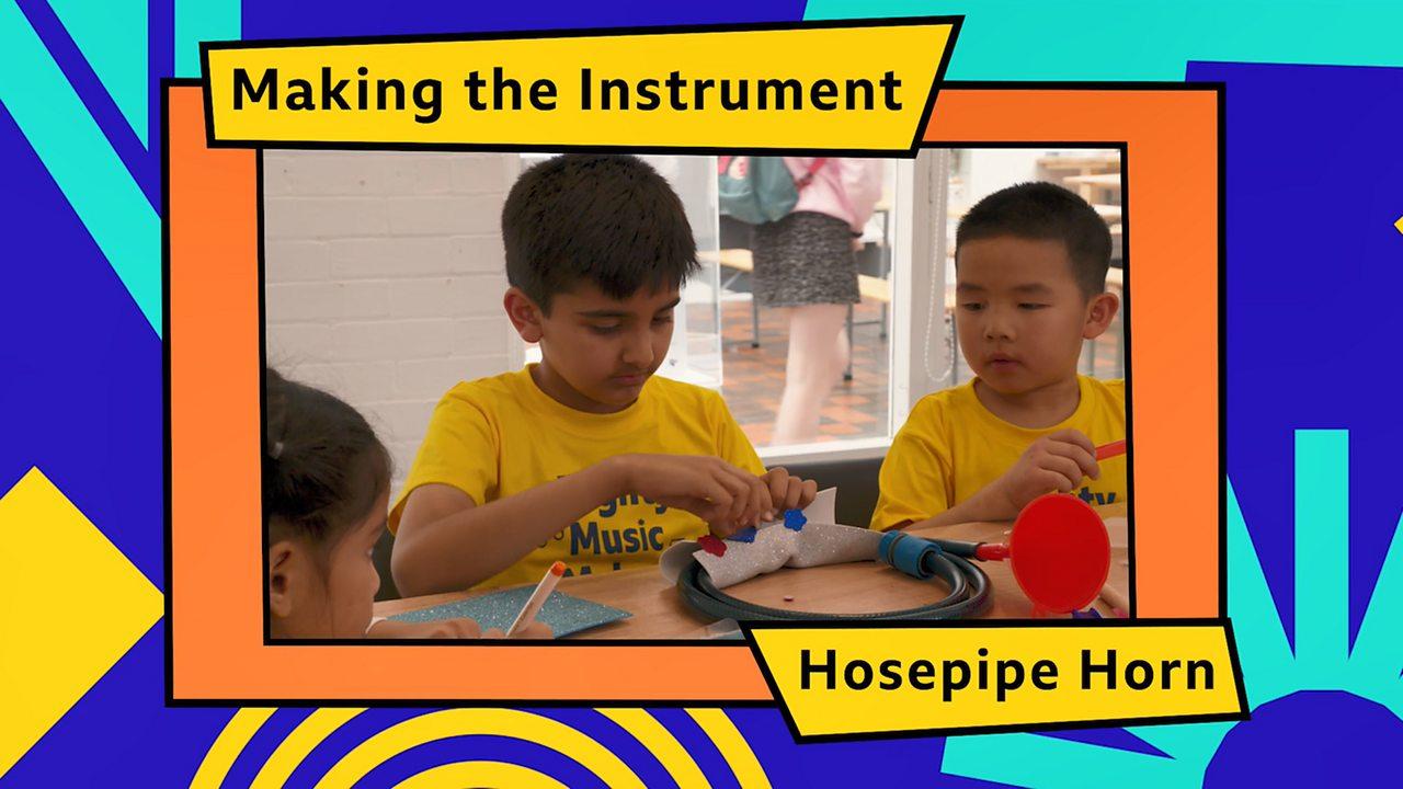 Make a Hosepipe Horn