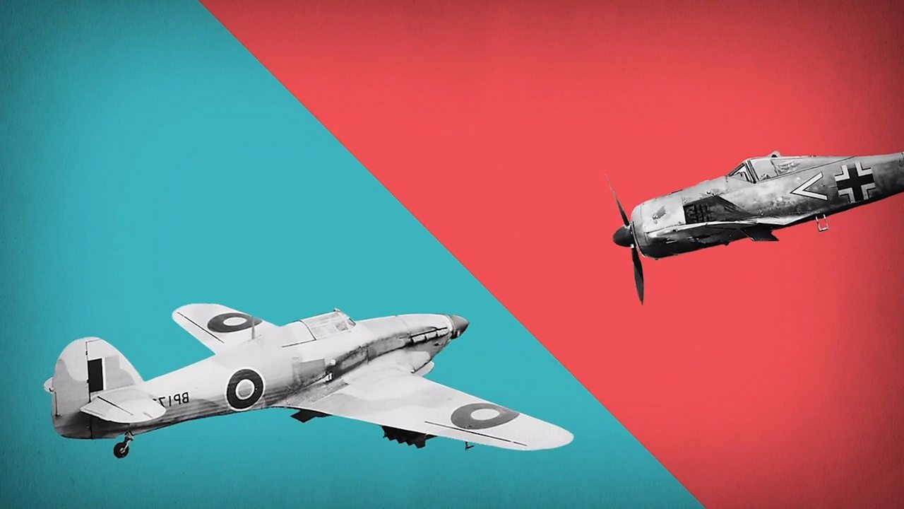 The Battle of Britain and beyond