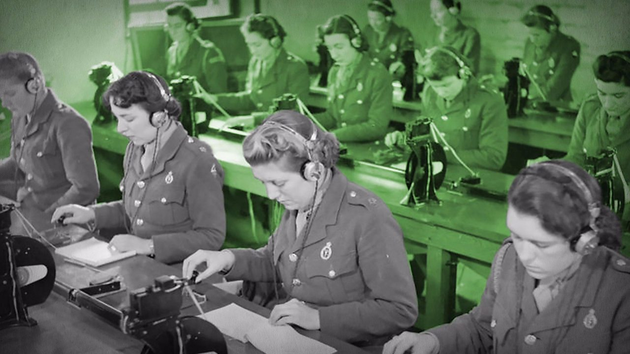 Codebreaking during World War Two