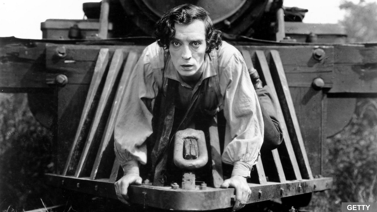 Talking Of Films - Buster Keaton