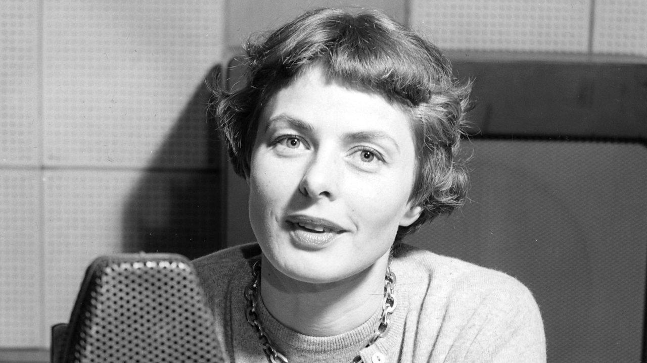 Kaleidoscope - Ingrid Bergman