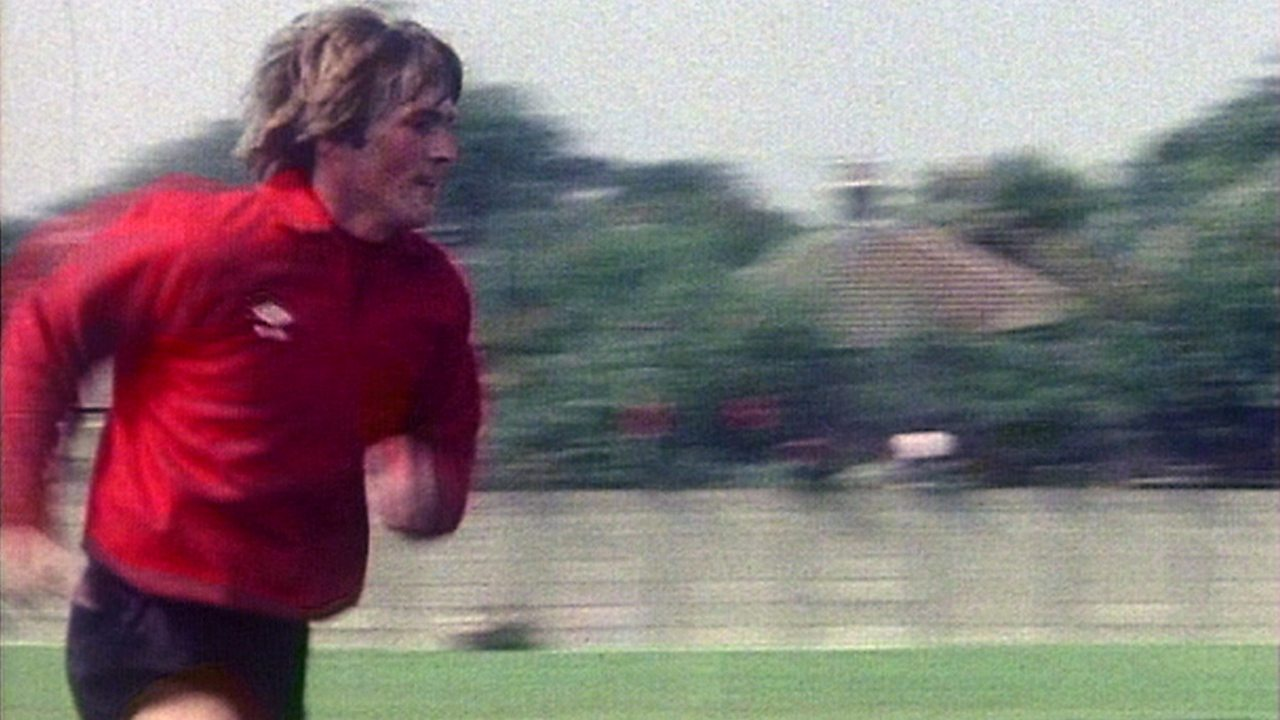 Dalglish debut for Liverpool, 1977