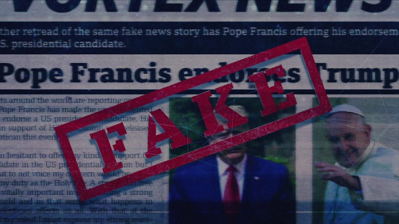 What is fake news? - CBBC Newsround