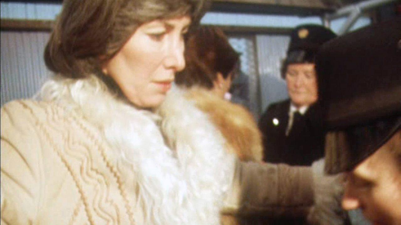 Belfast shopping trip, 1976