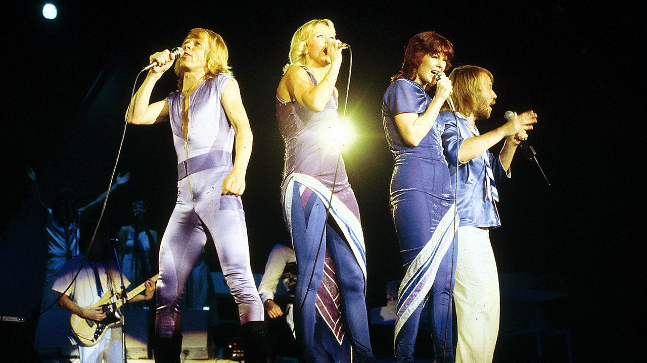 Abba reunion like 'going back in time in 30 seconds'