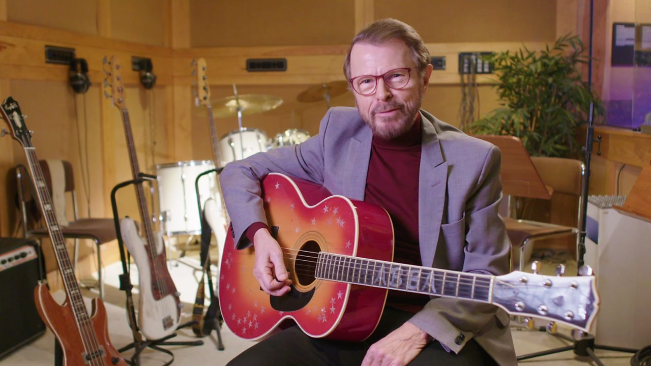 Bjorn Ulvaeus: Reasons why music is important for children