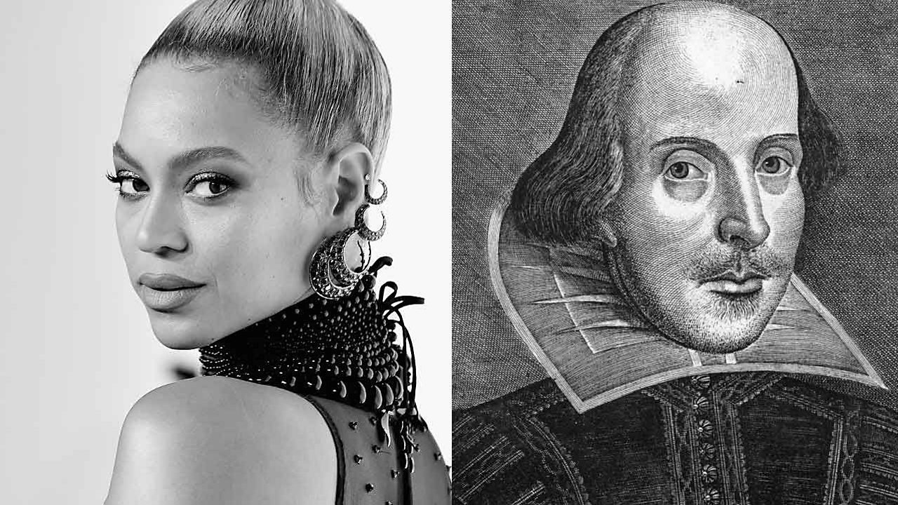Quiz: Beyoncé or the Bard?