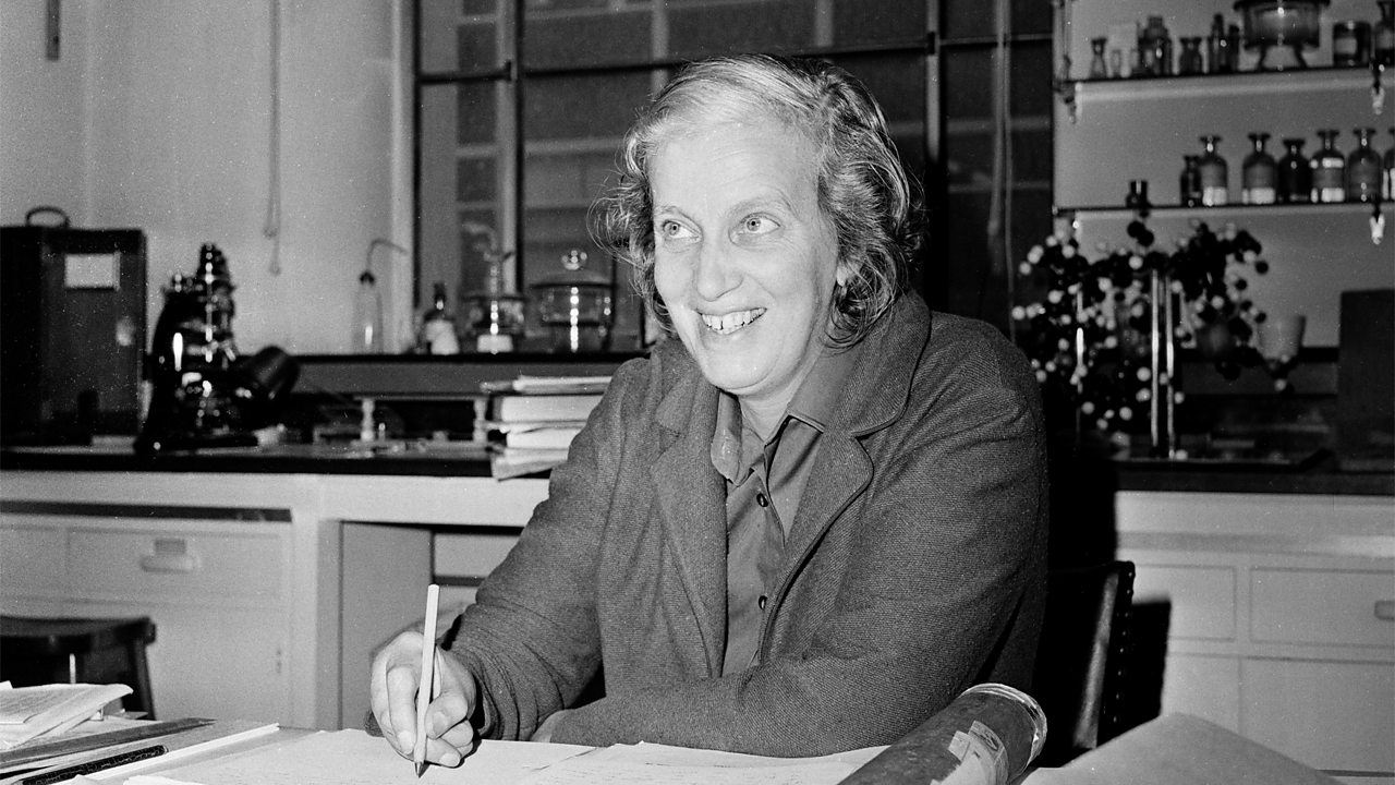 Dorothy Hodgkin, 1967