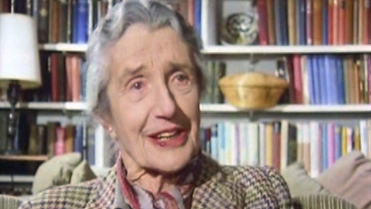 Janet Vaughan, 1984