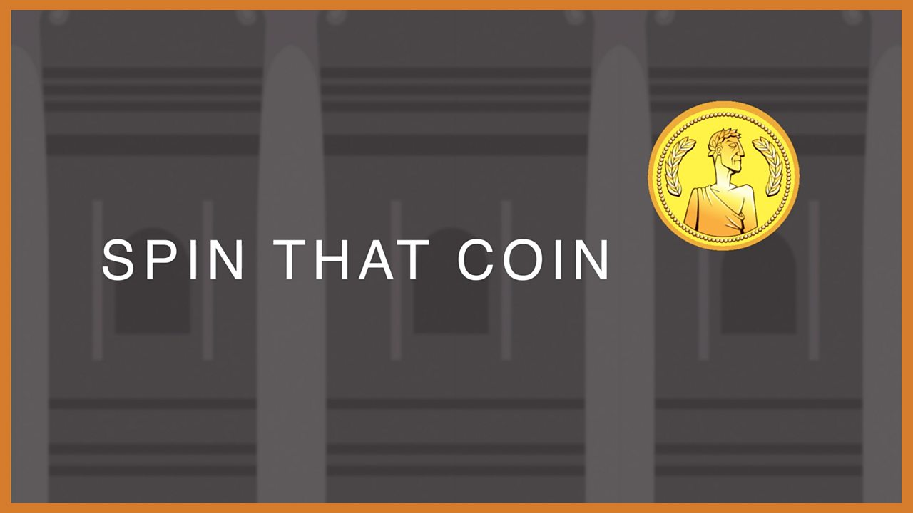 5. Spin that coin