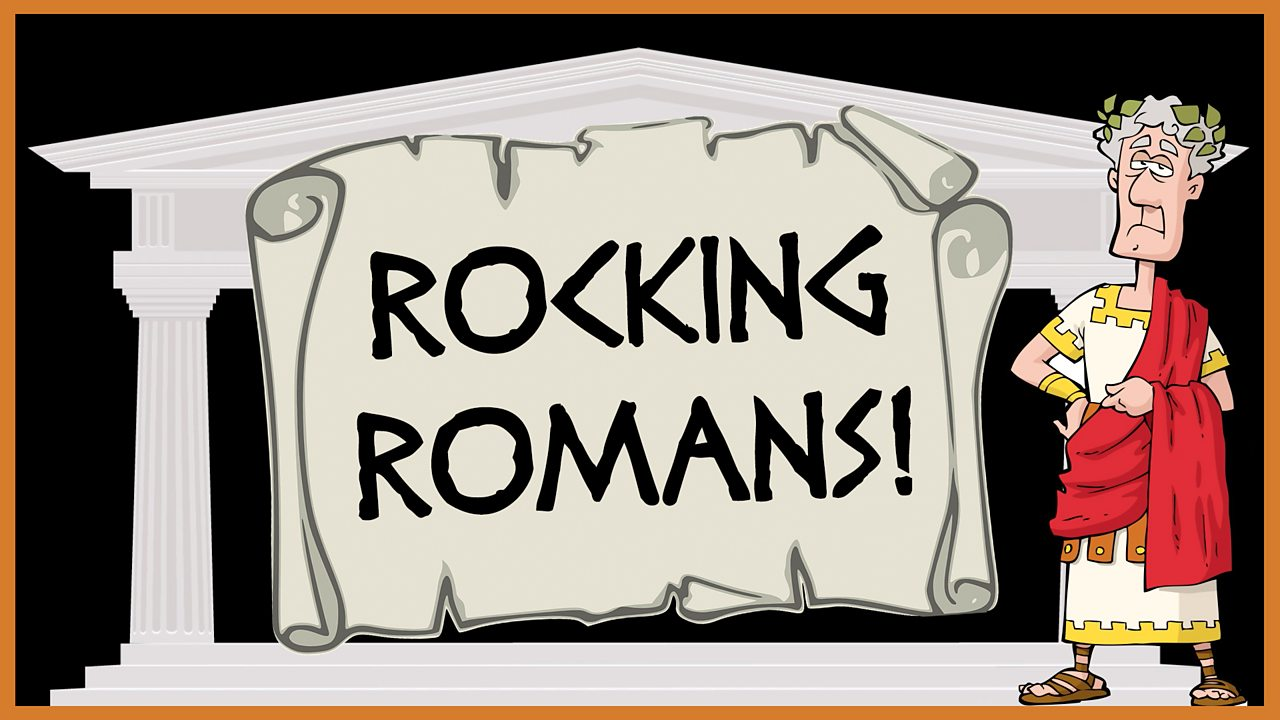KS2: Rocking Romans! Songs.