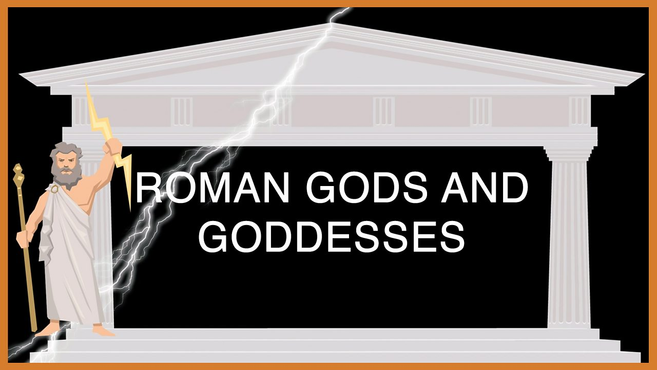 6. Roman gods and goddesses