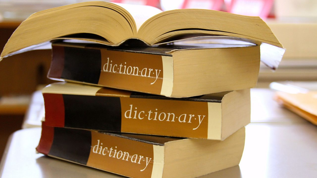 The ridiculously difficult rare words quiz