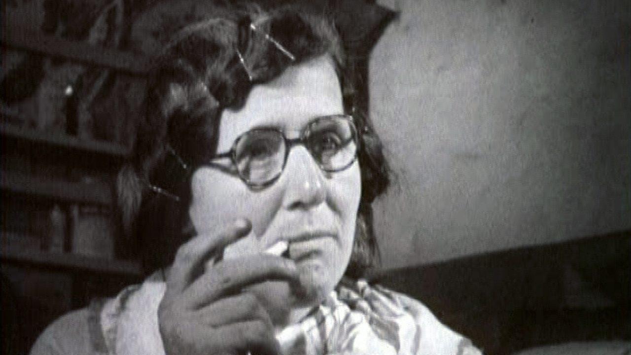 Mary the pipe smoker, circa 1960