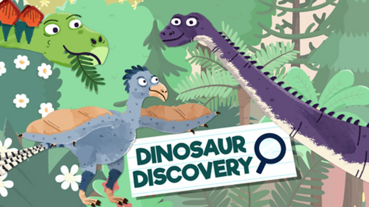 Game - Dinosaur Discovery