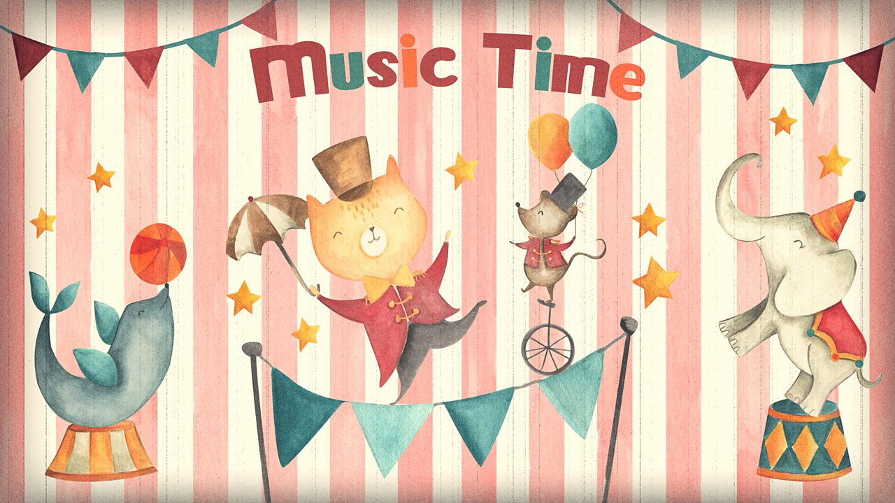 Music Time lyrics and lesson plans