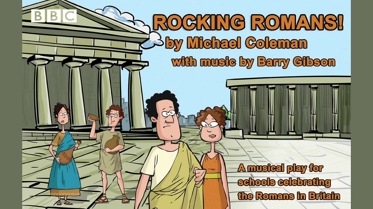 Rocking Romans! playscript