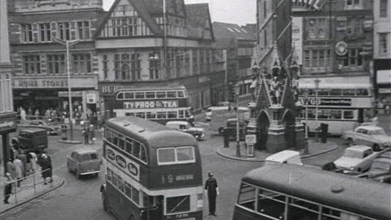 Two Town Mad - Leicester, 1964