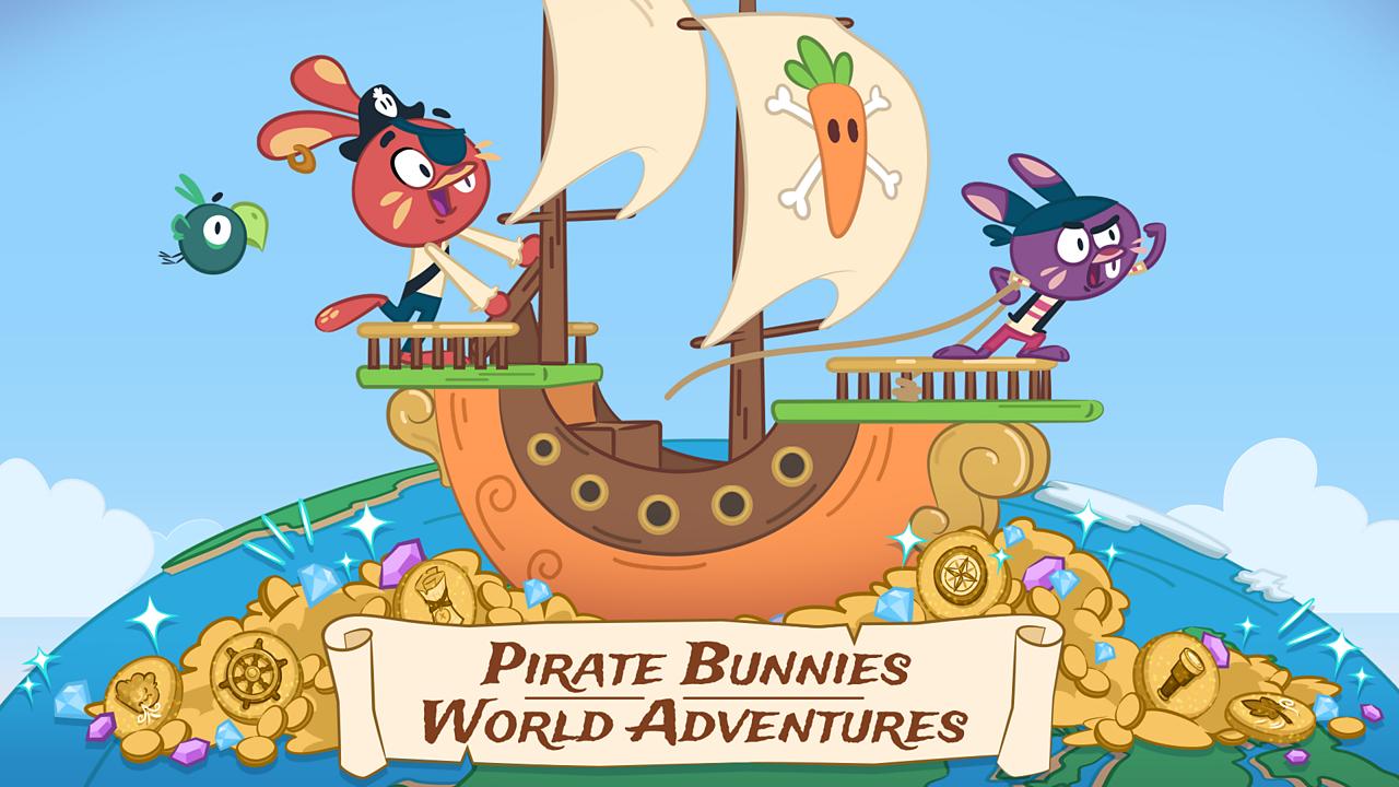 Game - Pirate Bunnies: World Adventures