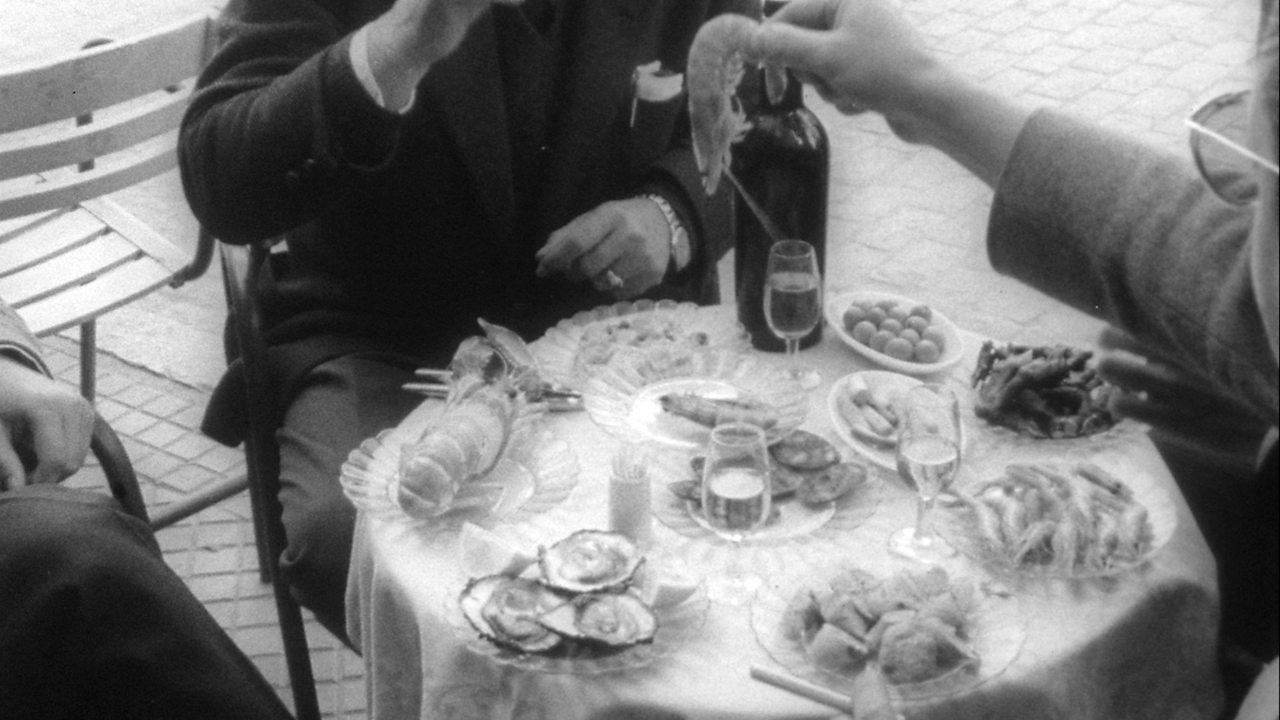 Spanish breakfast, 1964