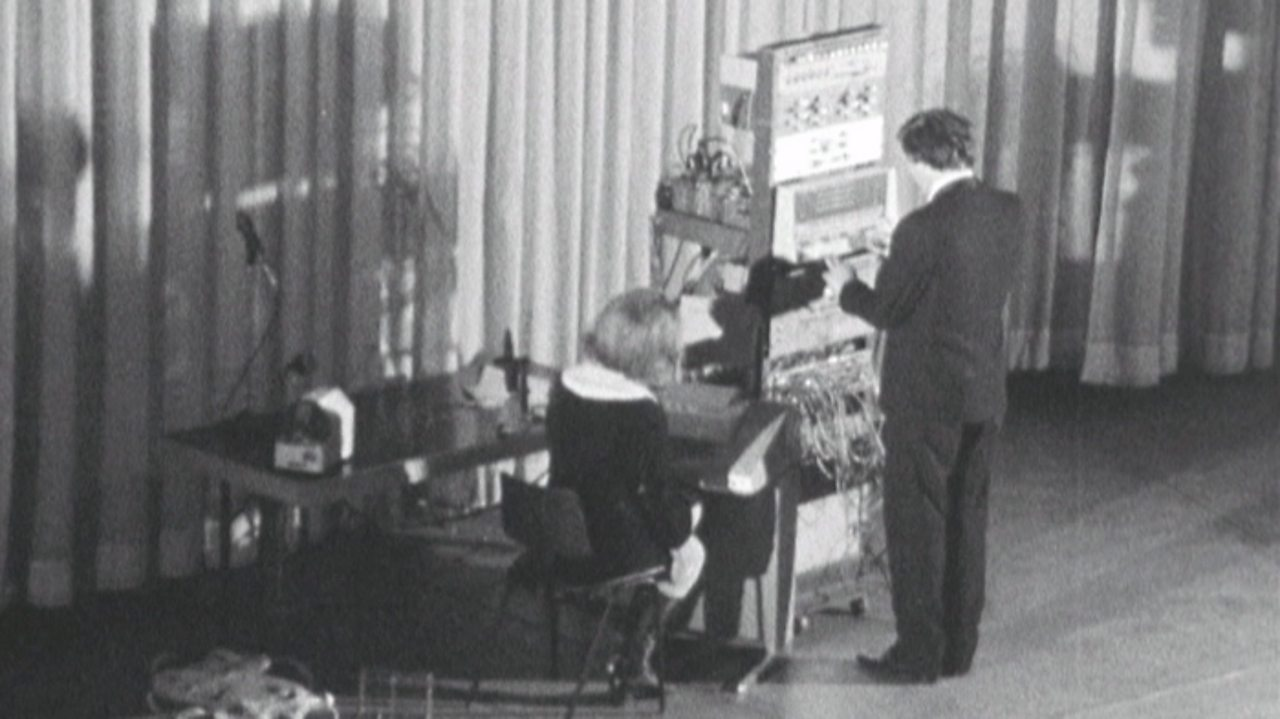 Early electronic music, 1968