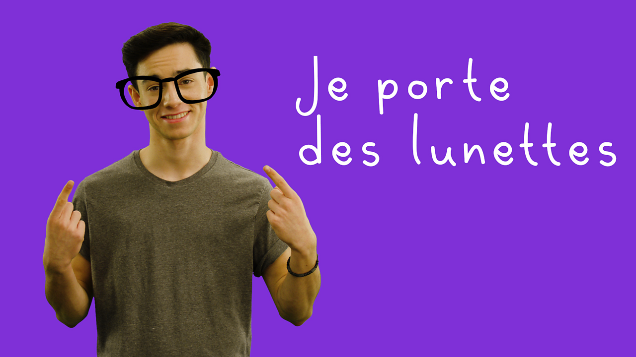 Describing people in French using 'avoir' and 'être'