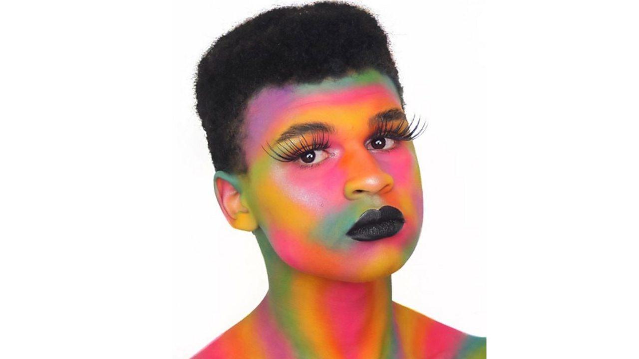 TikTok make-up influencer: 'I feel like an outsider'