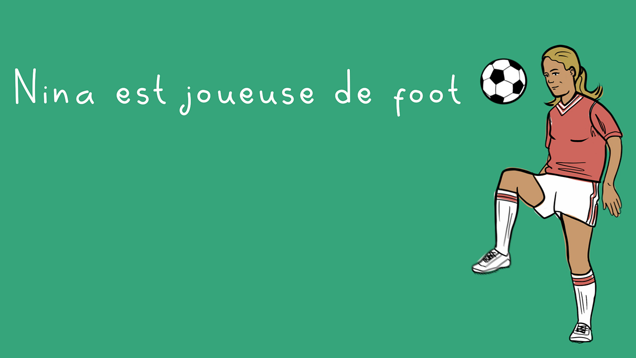 How to use the verb 'to be' in French