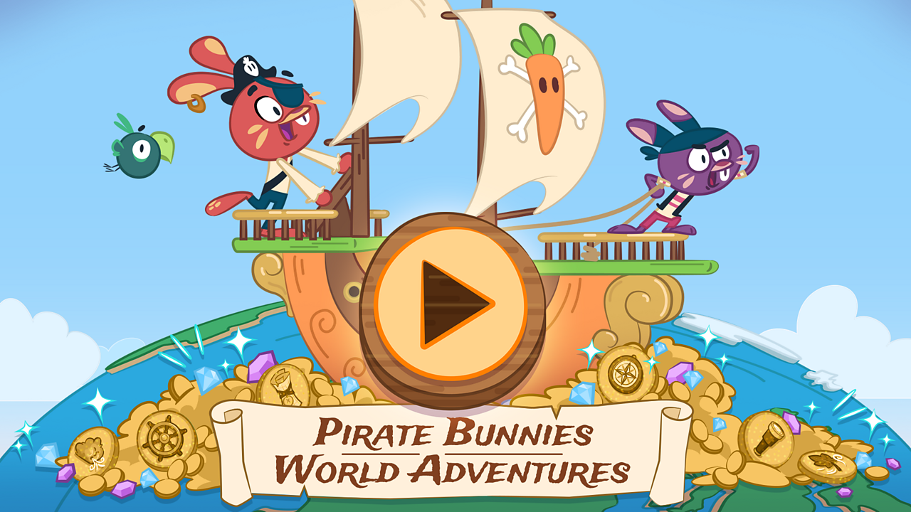 Play Pirate Bunnies: World Adventures | Free Online KS1 Geography ...