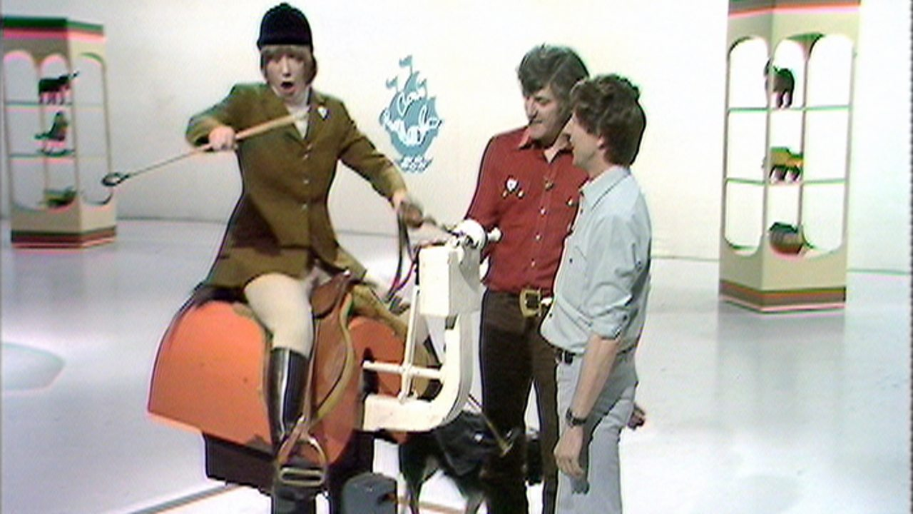 Mechanical horse, 1975