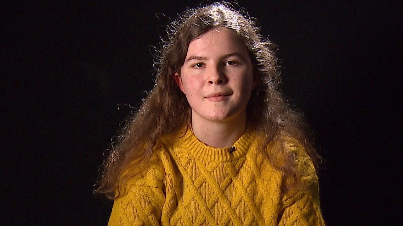 BBC Young Reporter: 'My hearing loss made school hell'