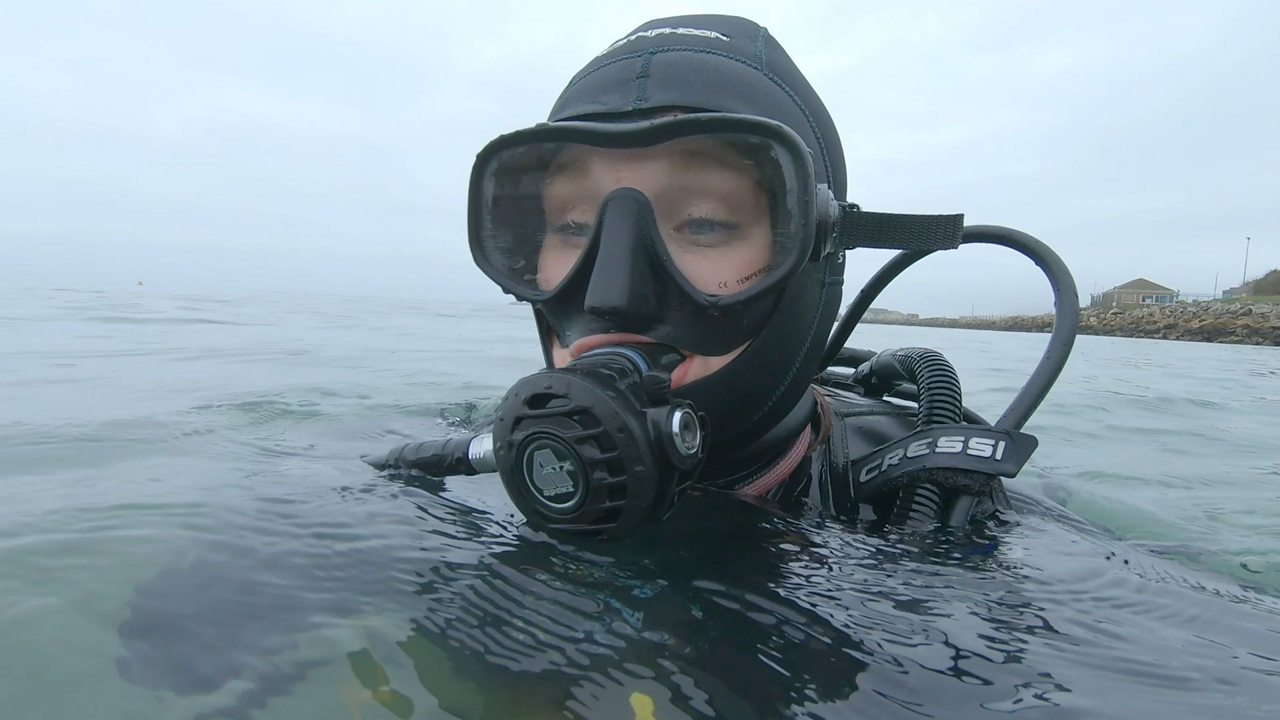 Me and the sea: A marine conservationist's story