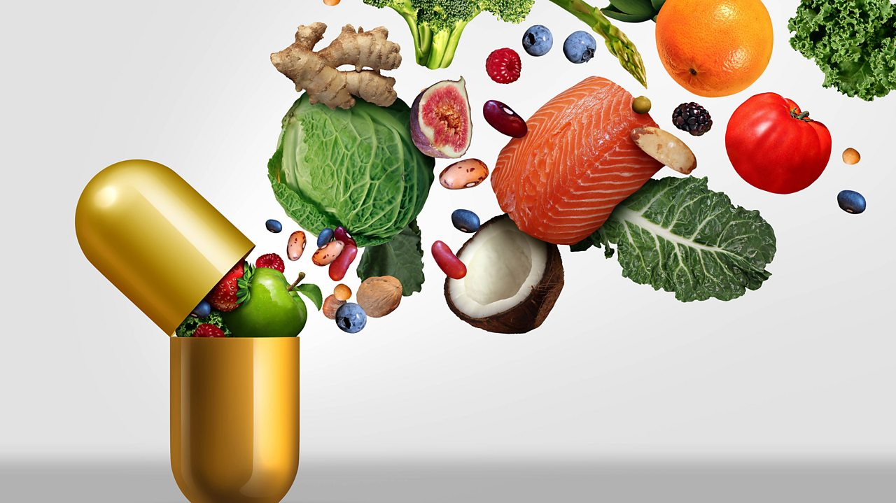 BBC Food Nutrition Calculator