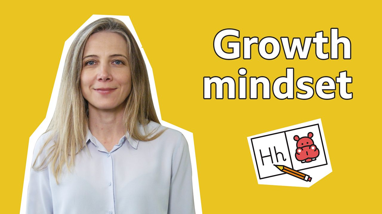 Developing a growth mindset in your child