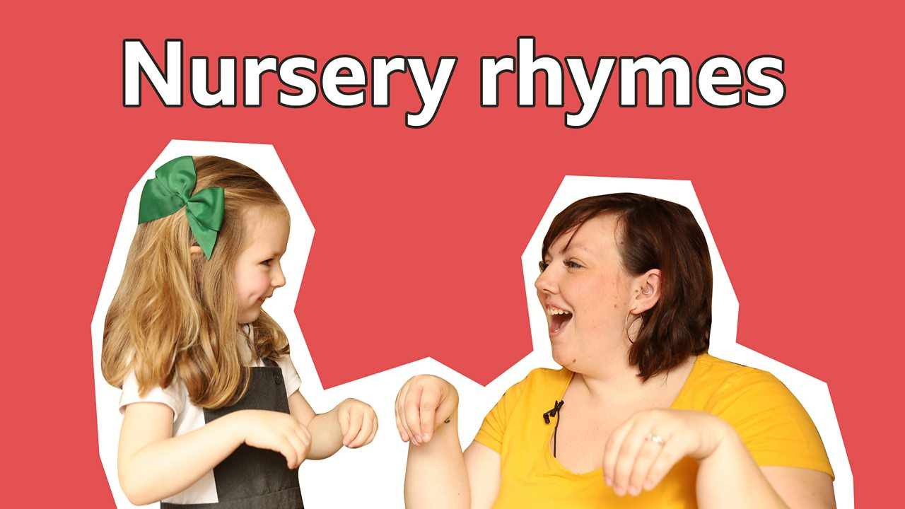 Nursery rhymes to try at home