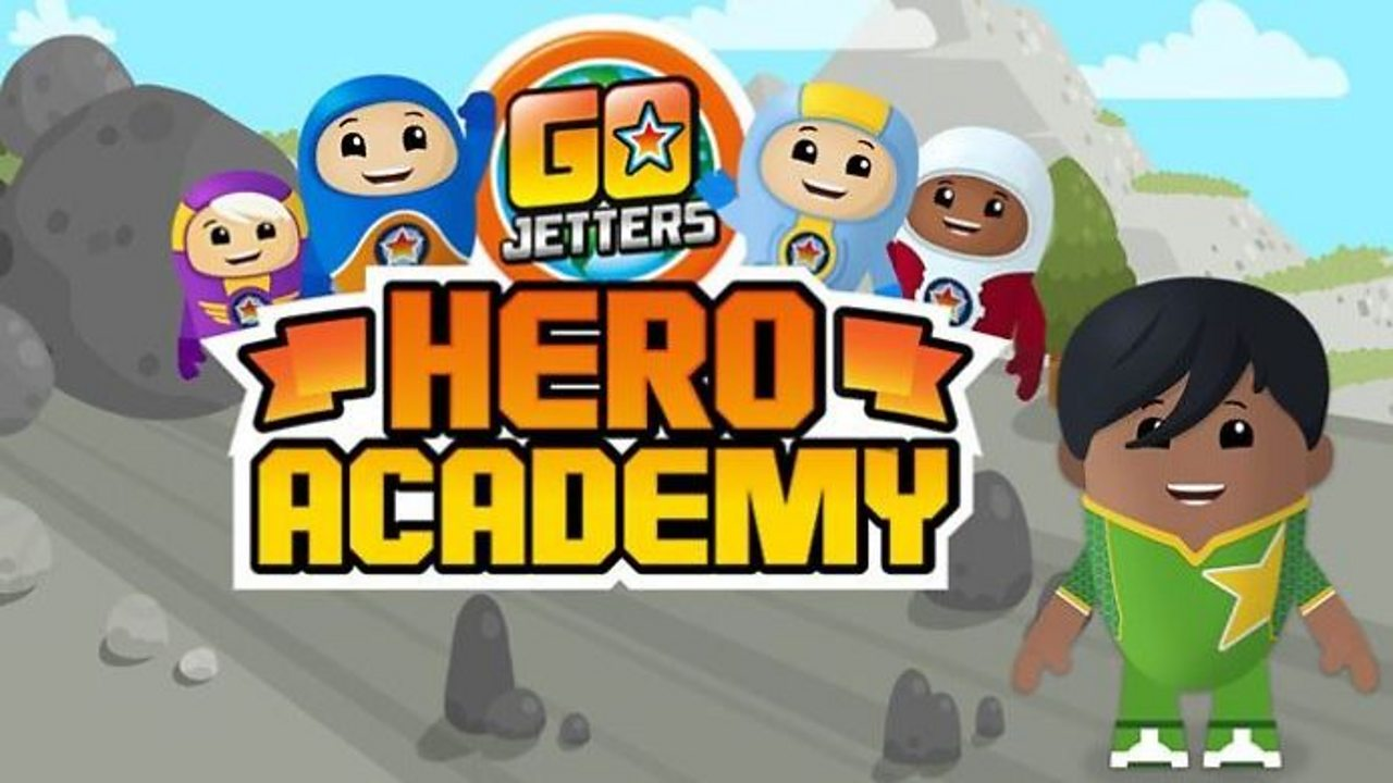 Play Go Jetters Hero Academy