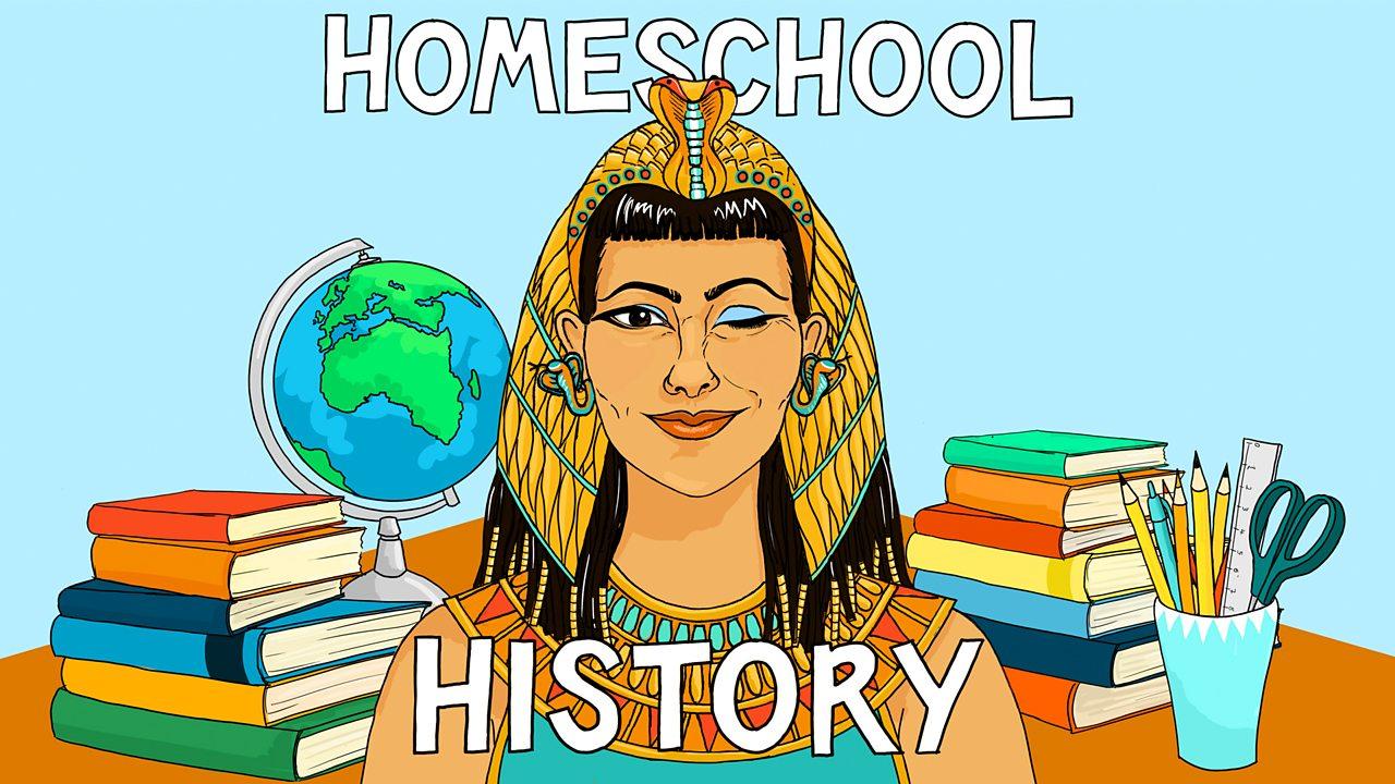 Homeschool History podcast on BBC Sounds