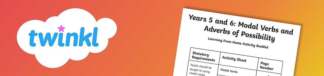 Modal verbs activity sheet
