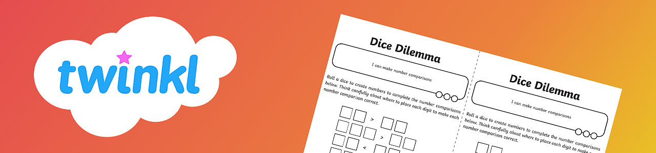 Dice dilemma activity