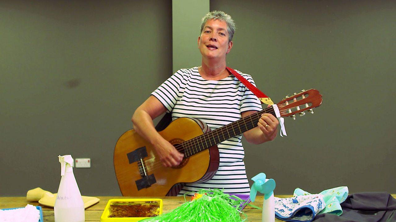 SEND music activities
