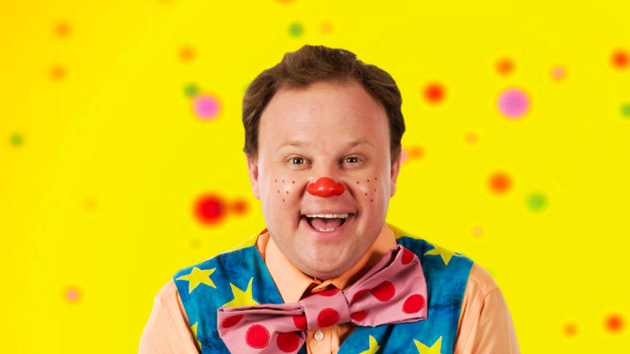 Makaton with Justin and Mr Tumble
