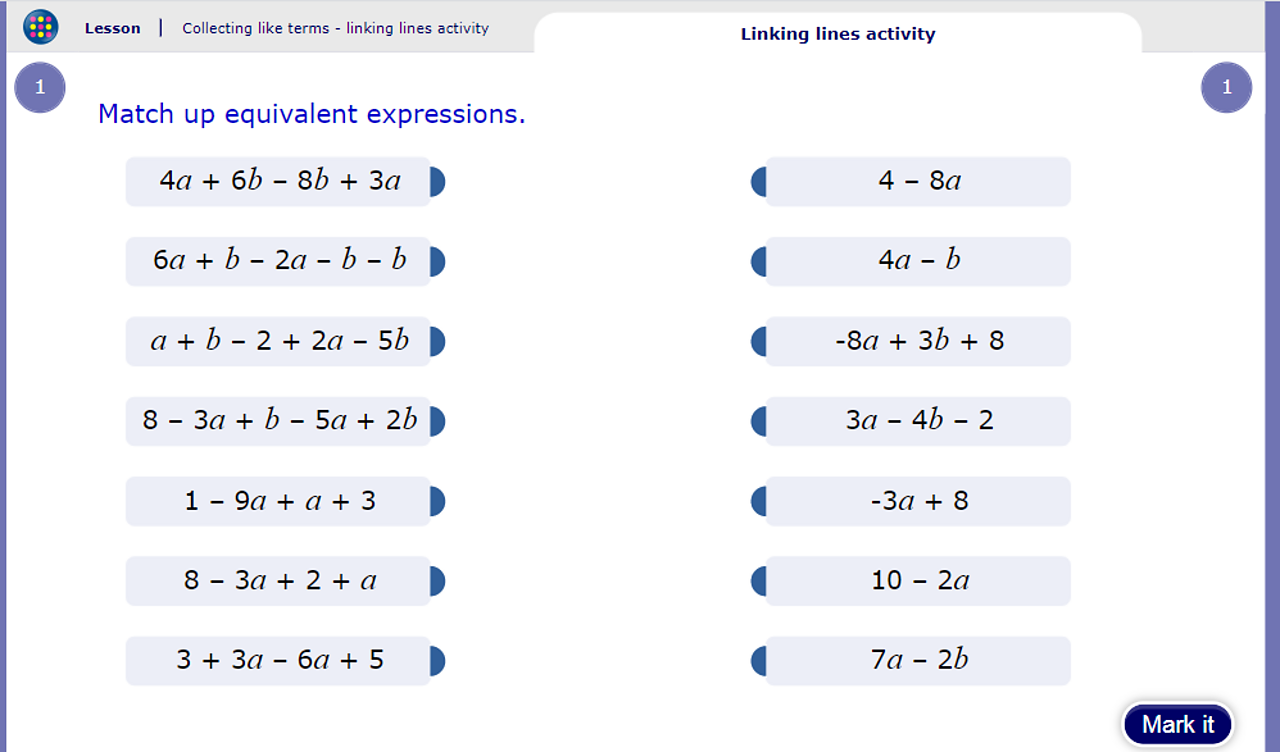 Home Learning with BBC Bitesize - KS3 Secondary Maths for ...