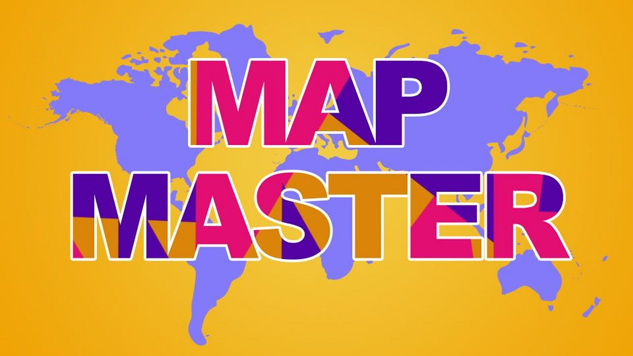 Are you a map master?