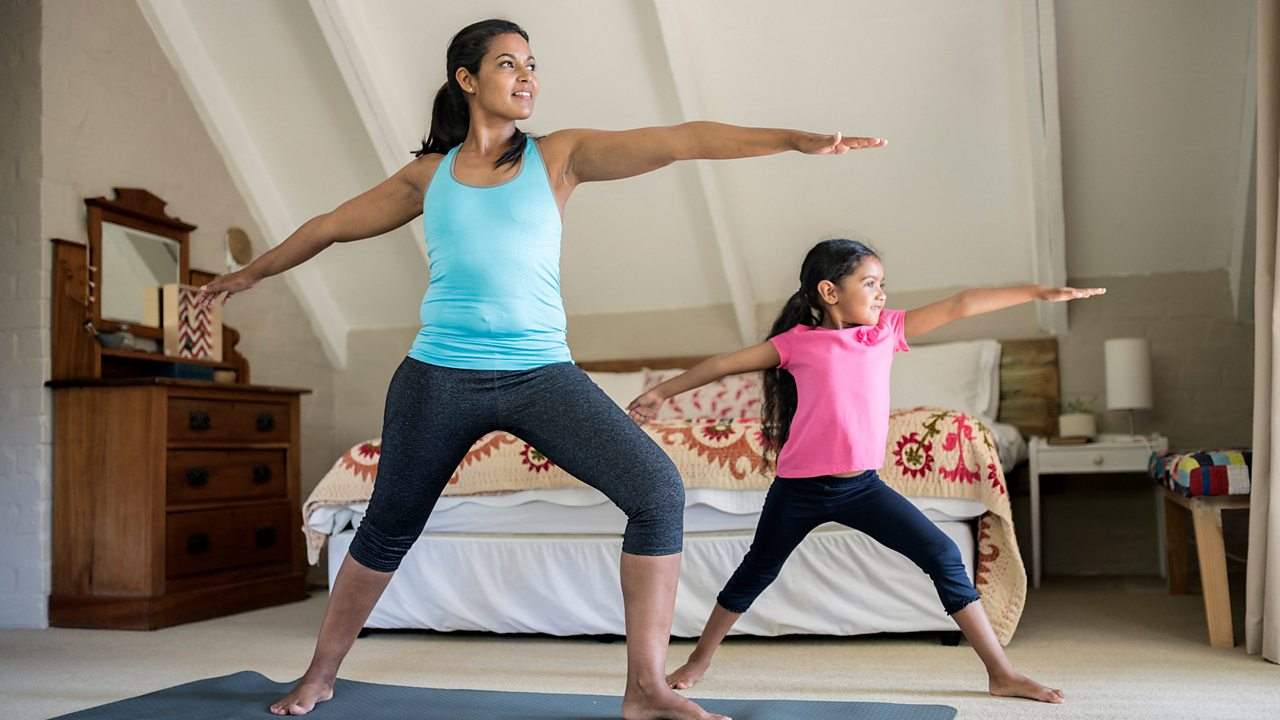 Fun tips for PE lessons at home