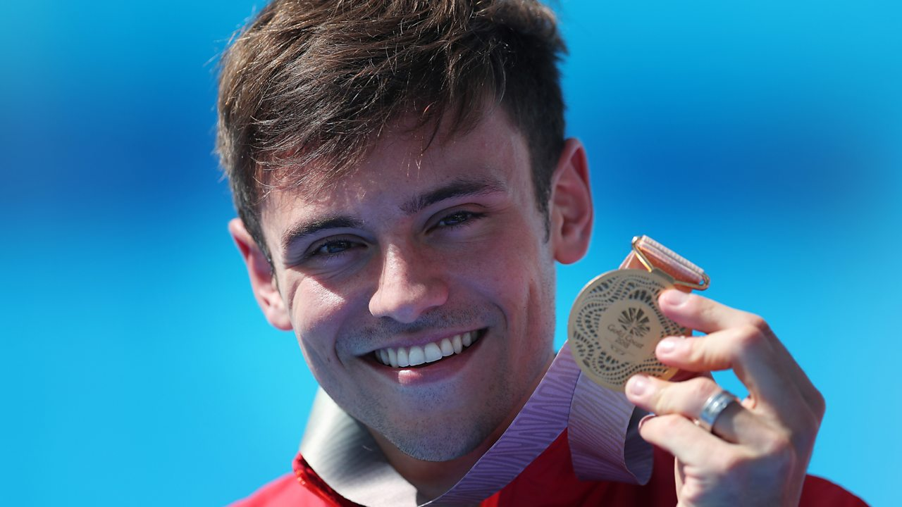 Start your day with Tom Daley's workout
