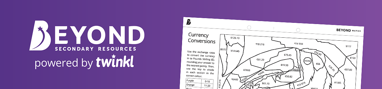 Currency colour in worksheet