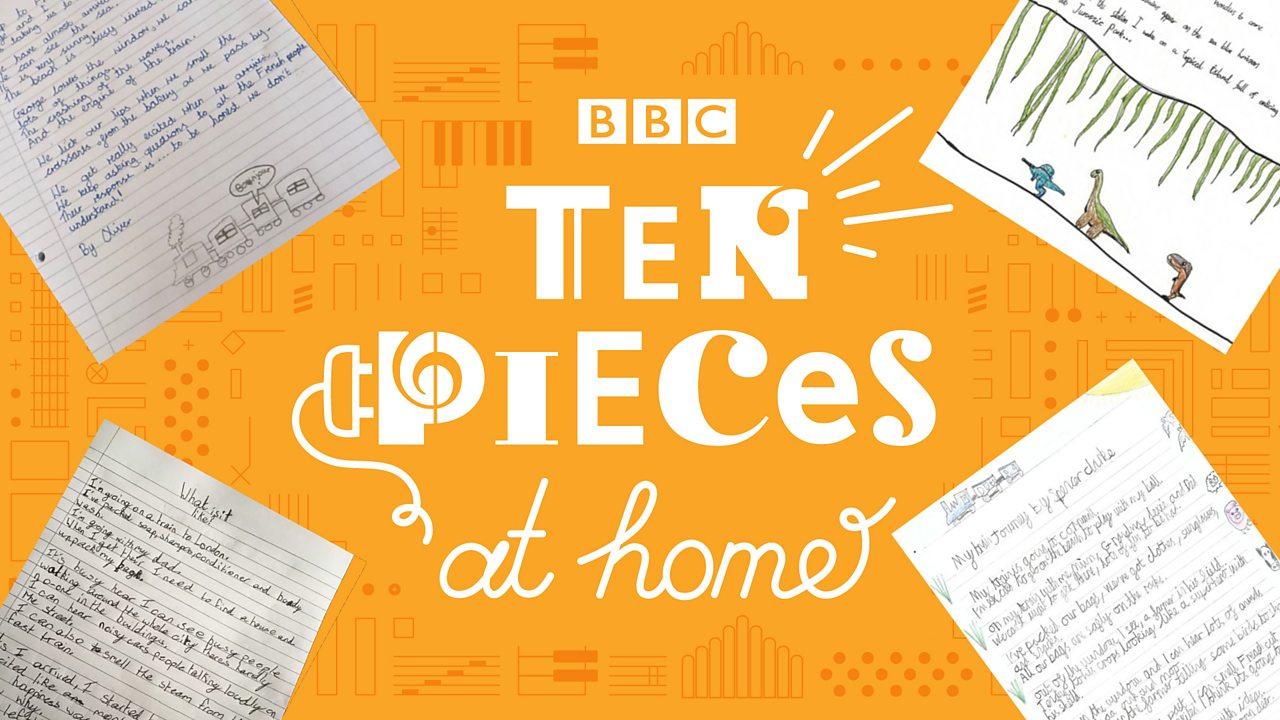 Ten Pieces at Home Showcase!