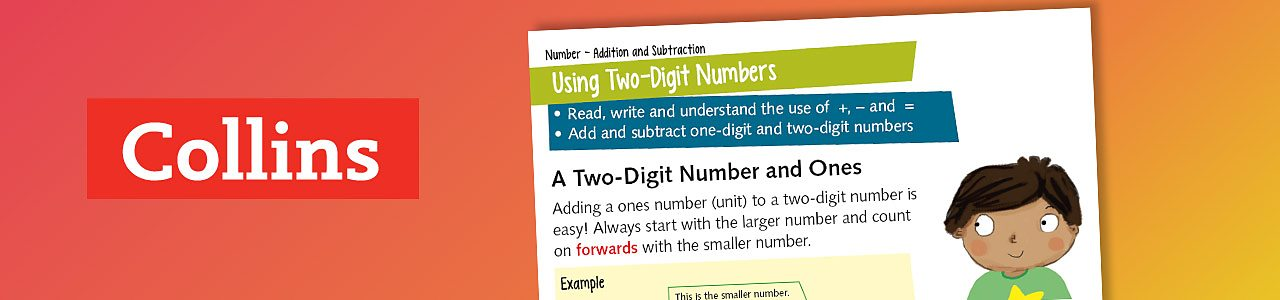 Using two-digit numbers