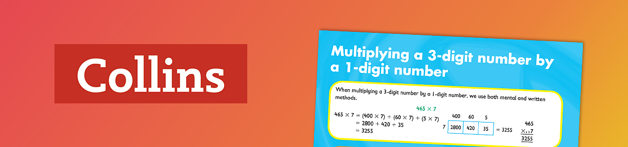 Multiply a 3-digit number by a 1-digit number